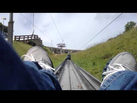 Llandudno Toboggan Run at Llandudno Ski Centre