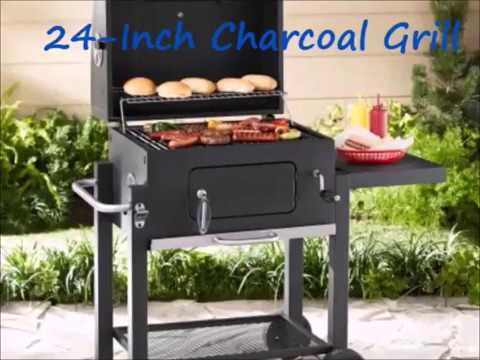 Expert Grill 24in Charcoal Grill