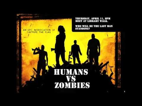 Humans Vs. Zombies @ UCSD Promo Video