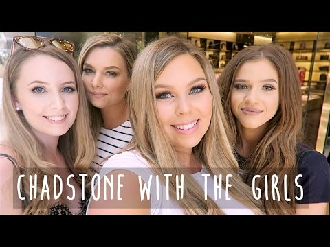 Episode 381 New Chadstone Mecca with the Girls!