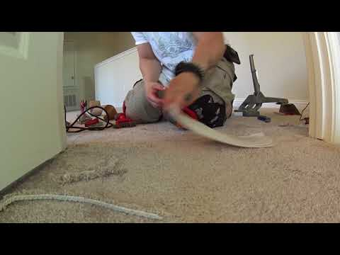 Learn the fun of carpet power stretching  Carpet VLOG