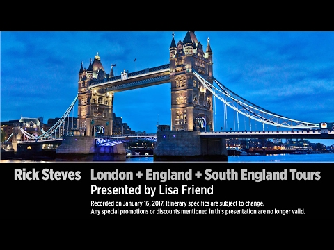 Test Drive a Tour Guide: London, England, and South England