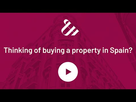 Buying a property in Spain in a safe way