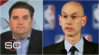 NBA teams may want different things from the league's return – Windhorst   SportsCenter