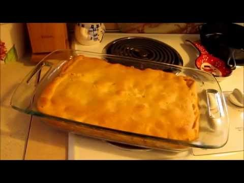 Sausage, Cream Cheese Casserole