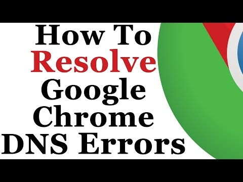 How To Fix DNS_PROBE_FINISHED_NO_INTERNET In Google Chrome