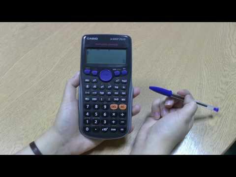 Calculator Tutorial 13: Trigonometry on a scientific calculator