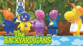 The Backyardigans: Race around the World - Ep.17