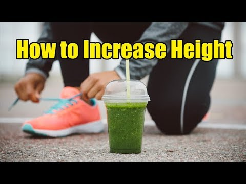 (100% Proven) How to Increase Height After 22 - How to Grow Taller!