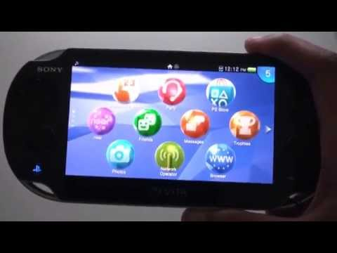 PS VITA THEMES Update - How to | New Icons, Backgrounds + Music