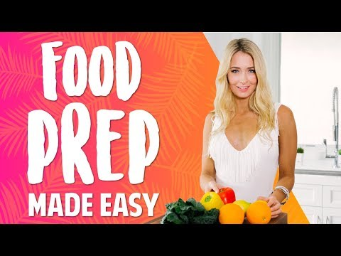 Food Prep Made Easy