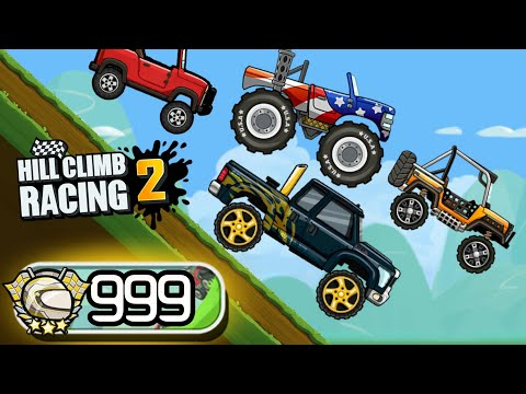 Hill Climb Racing 2 | The Offroad Jump Event | Gameplay