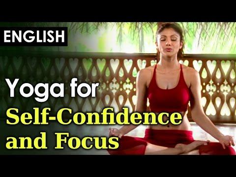 Helps to improve Self-Confidence and Focus - Shavasana (English) - Shilpa Yoga