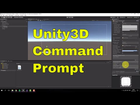 Ingame Command Prompt - Unity [ENG]