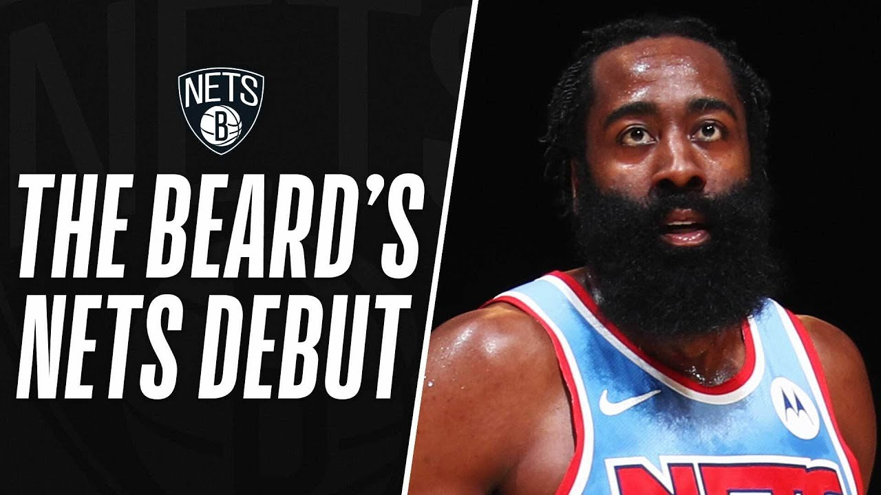 James Harden's HISTORIC Brooklyn Debut | 32 PTS, 12 REB, 14 AST 🙌