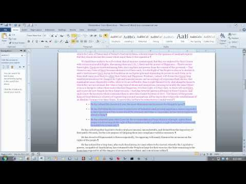Word2010-Practice-Test