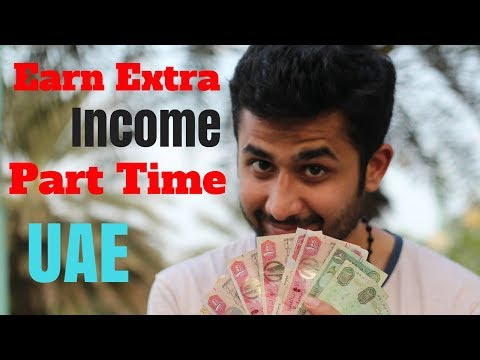 How to earn Extra Income part time in UAE | Earn Extra money