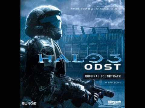 Halo 3 ODST   Skyline