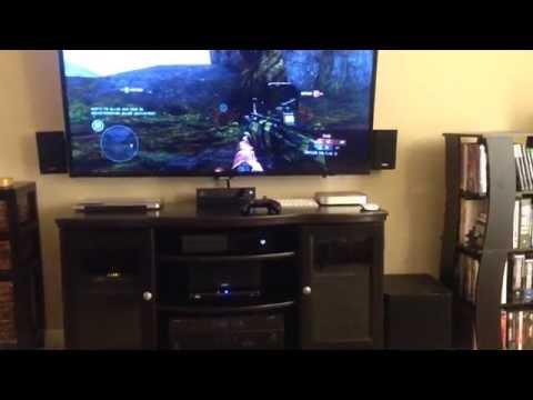 Xbox One split 2 screens via HDMI splitter