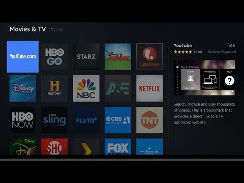 How to add Fire TV Apps Amazon Fire TV New App Store