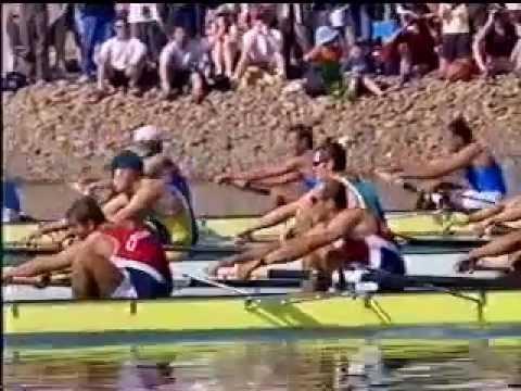Mens Rowing Eights Final Sydney 2000 Olympics