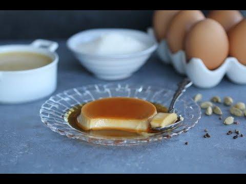 [EN] Flan (Caramel Custard) / فلان كراميل  - CookingWithAlia - Episode 663