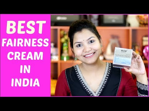 Wow Fairness Cream / My Experience / INDIANGIRLCHANNEL TRISHA