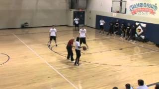 Continuity Pick and Roll Offense