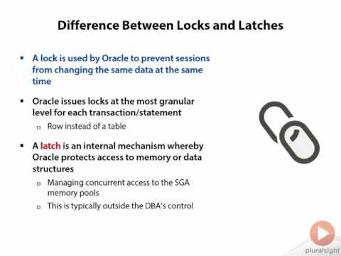 0604 The Difference Between Locks and Latches