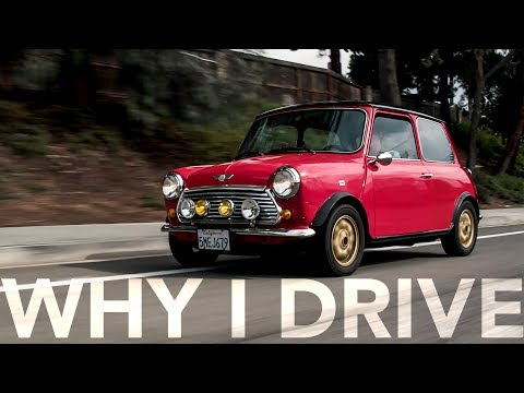 More Fun than Fast: Jennilee's 1973 Mini | Why I Drive - Ep. 4