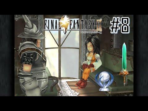 Final Fantasy IX PS4 Perfect Excalibur II Platinum Walkthrough Part 8