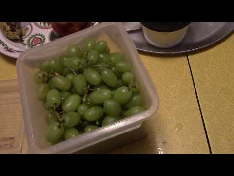 How To Buy Fresh Grapes