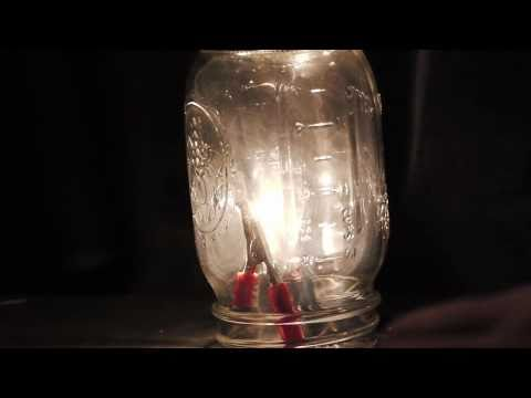 Scientific Tuesdays - Make a Homemade Light Bulb.