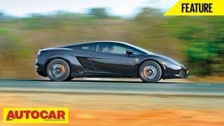 John Abraham And His New Lamborghini Gallardo | Feature | Autocar India