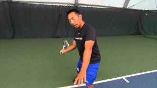 Forehand Fundamentals - Forehand Series by IMG Academy Tennis Program (1 of 4)