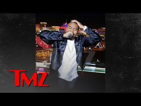 Nas Rambling and Stammering Through Vegas Club Gig | TMZ