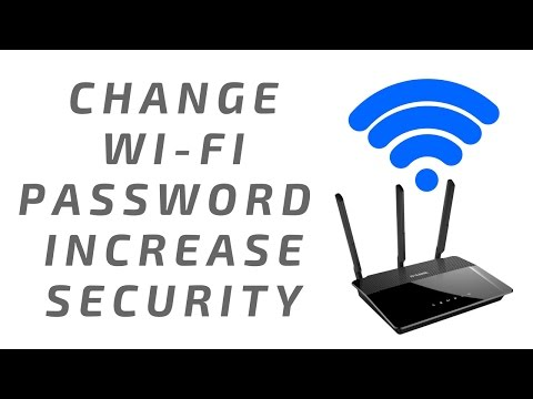 How To Change WiFi Password of Your Router  | SSID and Password Changing of a WiFi Router | Tutorial
