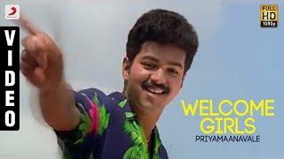 Priyamaanavale - Welcome Girls Official Video | Vijay, Simran | S.A. Rajkumar