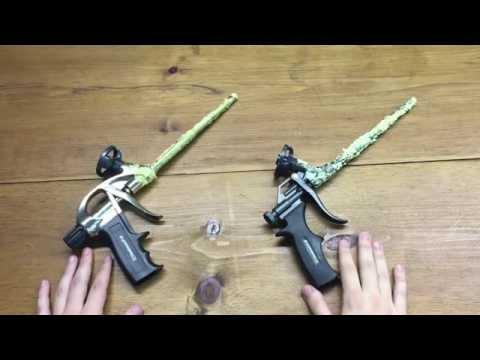 Cleaning a Pro Foam Gun, Why Teflon Matters.