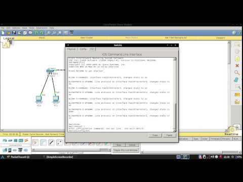 How To Configure VTP In Cisco Packet Tracer