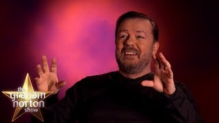 Ricky Gervais Thinks He