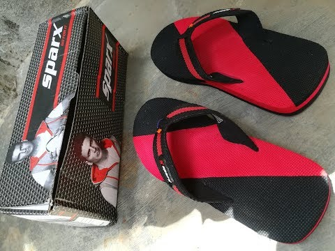 Sparx Men's Flip Flops and House Slippers