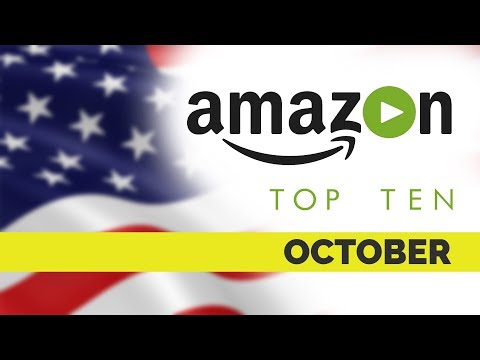 Top Ten movies on Amazon Prime US for October 2017