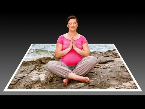 Photoshop CC 2015 Tutorial: How to Make a 3D, Pop-Out Photo Effect!