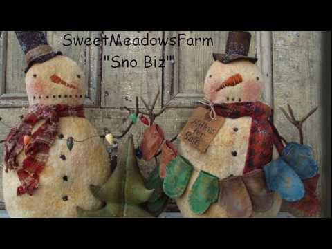 Primitive Christmas Gifts