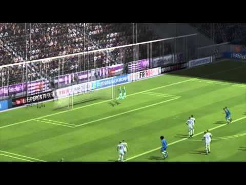 Fifa14 | Best Goal You'll Ever See On World Class | #FUT #HD #HDGaming #PS3 #PS3Gameplay #Elgato