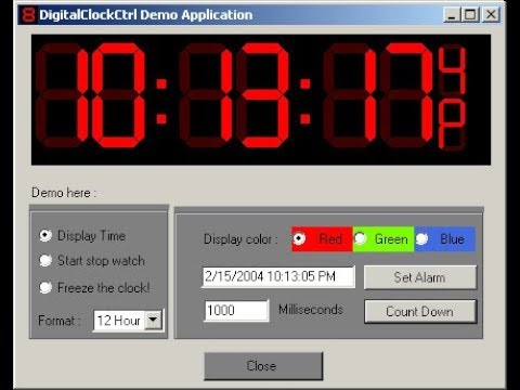 How to make a  Timer in visual studio | C# Tutorial | visual studio timer