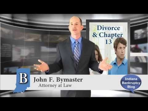 What if My Spouse Files for Divorce During Chapter 13 Bankruptcy?