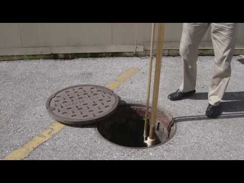 Dipstick Pro Grease Trap Sampler
