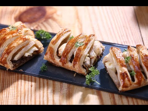 Apple Braid | Apple Tasty Delight | Chef Anupa | Sanjeev Kapoor Khazana